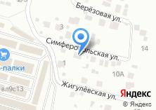 Компания «Ате -ремонт грузового автотранспорта» на карте