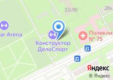 Компания «Школа тенниса Вадима Русланова» на карте