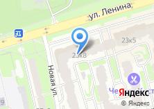 Компания «Фотосалон на Ленина» на карте