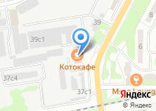 Компания «Сто услуг» на карте