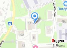 Компания «ОбувьБытСервис» на карте