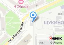 Компания «НИИ КМ» на карте