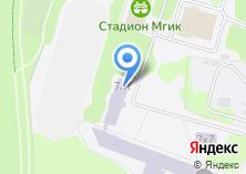 Компания «Московский государственный институт культуры» на карте