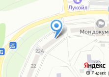Компания «Теплый стан-4» на карте