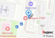 Компания «Адвокатский кабинет Воронова В.В.» на карте