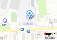 Компания «Профессиональный лицей №56» на карте