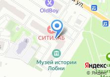 Компания «Строящийся жилой дом по ул. Жирохова (г. Лобня)» на карте