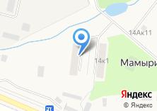 Компания «ДЕЛО-ЗАБОР» на карте