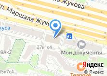 Компания «Московская телекоммуникационная корпорация» на карте