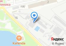 Компания «АВТОЗАПАД» на карте