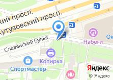 Компания «Лотереи Москвы» на карте