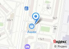 Компания «Папая» на карте