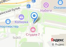 Компания «Славянка-Давыдково» на карте