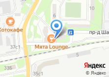 Компания «РуКоста» на карте