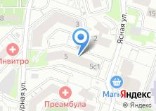 Компания «Green May» на карте