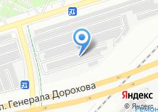 Компания «Автолюбитель» на карте