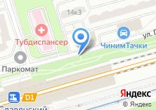 Компания «Куринский-1» на карте