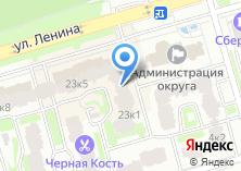 Компания «К.Л.У.М.Б.А.» на карте