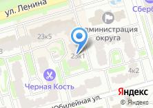 Компания «Нотариус Акулова Е.Д.» на карте
