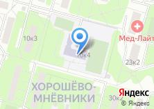 Компания «Гимназия №1515» на карте