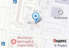 Компания «Общежитие МИТХТ» на карте