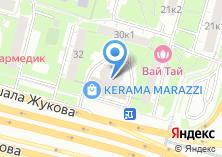 Компания «ЛАНКОР-СТРОЙ» на карте