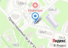 Компания «Автомойка на Беломорской» на карте