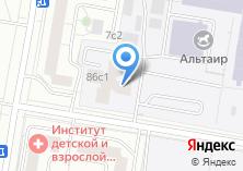 Компания «Камерный хор Московского государственного университета» на карте
