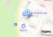 Компания «Диагностический центр Елисеевой» на карте