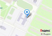 Компания «Средняя общеобразовательная школа №814» на карте