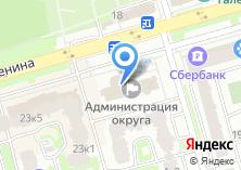 Компания «ЗАГС г. Лобня» на карте