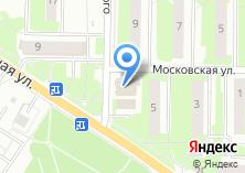 Компания «Юридическое бюро Престиж» на карте