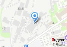 Компания «Окна Сервис. Л» на карте