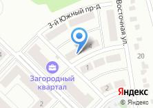 Компания «Загородный Квартал» на карте