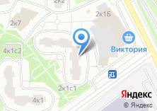 Компания «Салон красоты Эдуарда Тришкина» на карте