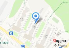 Компания «Мастерская по ремонту обуви на Газопроводе 16» на карте