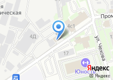 Компания «Саната» на карте