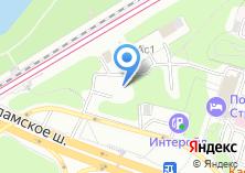 Компания «СТРОММИКС» на карте