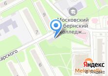 Компания «Химкинская психиатрическая больница №22» на карте