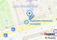 Компания «СтартМастер» на карте