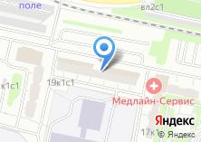 Компания «На Берзарина» на карте