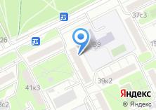 Компания «Импульс 21 век» на карте