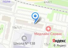 Компания «Виктория-Эль» на карте