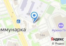 Компания «Автомойка в Коммунарке» на карте