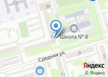 Компания «Нотариус Квартальнова М.А.» на карте