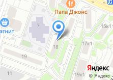 Компания «ГАРАНТ СТРАХОВАНИЕ» на карте