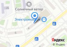 Компания «Участковый пункт полиции район Тёплый Стан» на карте