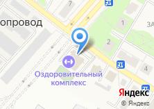 Компания «Газпром Трансгаз Москва» на карте