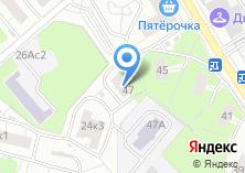 Компания «Россия без наркотиков» на карте