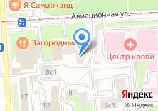Компания «ПАРТНЕР СОФТ» на карте